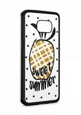 Samsung Galaxy Sweet Summer Silicone Flip Pouch Case Cover Hand