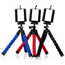 Universal Tripod Octopus Holder Stand with Mount Adapter for iPhone Smartphone