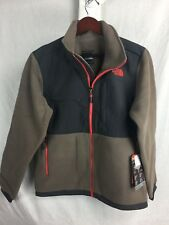 NEW THE NORTH FACE DENALI 2 JACKET FLEECE FALCON BROWN INSULATED MENS S-XXL