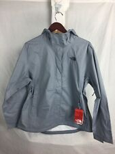 NEW THE NORTH FACE VENTURE JACKET MID GREY WOMENS SHELL RAIN FREE SHIP 2XL-3XL