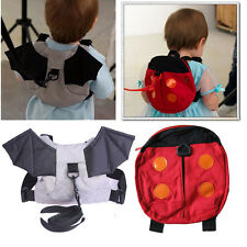 Creative Ladybug Baby Strap Walker Backpack Toddler Safety Harness Backpack 2017