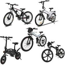 7 Speed Folding Electric Bike Mountain Bicycle W/Lithium-Ion 36V Quality US SHIP