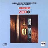 Apartment Zero by Elia Cmiral CD Dec-1989, DRG USA Rare