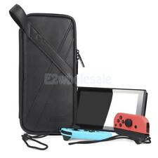 Hard Storage Carrying Case Portable Travel Bag w/ Handle for Nintendo Switch