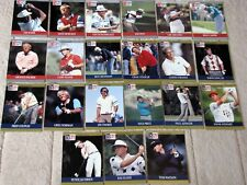 1990 PGA Tour Pro Set Golf Cards (Pick your players) Nicklaus Palmer Stewart +