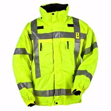 5.11 Tactical 3-In-1 Reversible High Visibility Parka High Vis Yellow