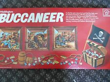 Vintage 1976 Buccaneer Waddingtons Board Game - Replacement Spare Parts / Spares