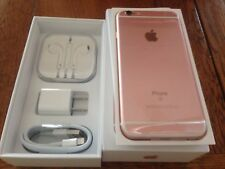 Apple iPhone 6S 64/128GB Rose Gold Silver Gray Factory Unlocked Smartphone US ;;