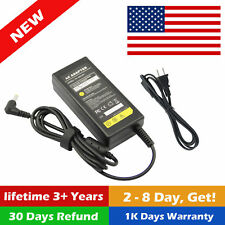 Lot 12 Volt 5 Amp (12V 5A) DC AC Adapter Charger Power Supply LCD Monitor