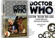 Doctor Who Missing Episode Hartnell & Troughton  Classic DVD Case *RECON.NO DISC