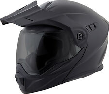 NEW SCORPION  EXO-AT950 MODULAR SOLID HELMET MATTE BLACK [Different Sizes]