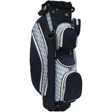 "RJ SPORTS WOMEN'S 9"" LB-960 GOLF CART BAG w/ 3-PACK OF HEADCOVERS"