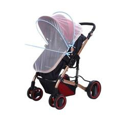 New Infants Kid Baby Stroller Pram Mosquito Insect Net Netting Cover Mesh Safety