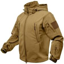 Coyote Brown - Tactical Special Operations Soft Shell Jacket