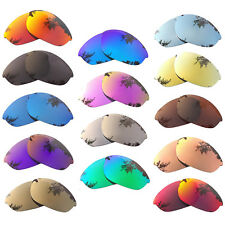 Polarized Replacement Lenses for Half Jacket Sunglasses Multiple-colors