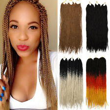 "24"" Crochet Dreadlocks Braiding Hair Synthetic Senegalese Hair Twist Extension"