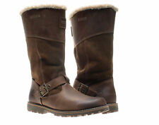 Timberland EK Skyhaven Shearling Tall Brown/Brown Junior Girls Boots 8397R