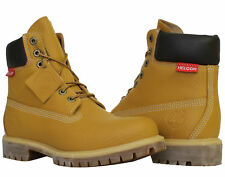 Timberland 6-Inch Premium Helcor Waterproof Wheat Men's Boots 6607A