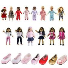 Fancy Shoes Pajamas Clothes for 18'' Our Generation American Girl Dolls Outfits