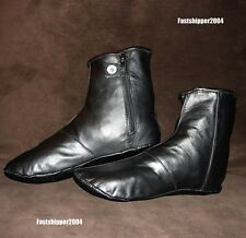 Leather Socks Genuine Indoor House Shoes Slippers Footwear Khuff Quff Khuffain