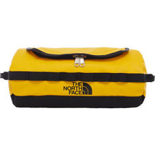 North Face Base Camp Travel Canister Large Unisex Bag Toiletry - Summit Gold Tnf