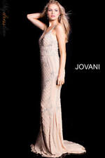 Jovani 57612 Evening Dress ~LOWEST PRICE GUARANTEED~ NEW Authentic Formal Gown