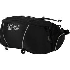 Omm Waist Pouch Unisex Bag Bumbag - Black One Size
