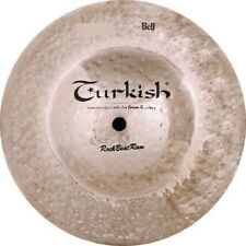 "Turkish Cymbals Rock Series - Rock Beat Raw Big Bell Cymbals * 8"",9"",10""-inch"