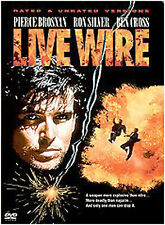 Live Wire (DVD, 2003, Contains R-Rated and Unrated Version of Film)