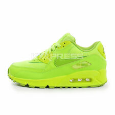 Nike Air Max 90 BG [307793-700] NSW Running Volt/Fierce Green