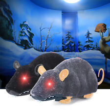 Infrared Remote Control Mouse Prank Scary Rat Simulation Crawling Trick Gift Toy