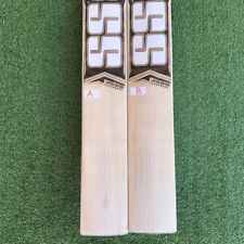 SS LIMITED EDITION ENGLISH WILLOW CRICKET BAT SIZE MEN OVAL HANDLE 2.8 LBS