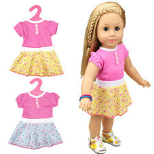 For 18 inch Girl Doll Clothes Dolls Clothes Woman Costume Doll Clothes