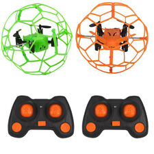 Aircraft 2.4GHz 4-Axis Mini Remote Control Drone RC Ball Quadcopter Helicopter