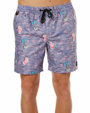New Globe Men's Deep End Mens Beach Short Cotton Elastane