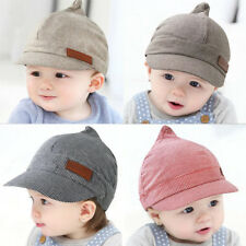 Berelet Cap Baby Girl Boy Sun Hat Newborn Kids Sz 0-12 Months Cotton