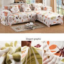 Bohemian Style Stretchable Washable Sofa Cover Love Seat Couch Slipcover
