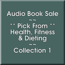 Audio Book Sale: Health, Fitness & Dieting (1) - Pick what you want to save