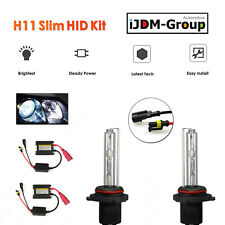 35W H11 Xenon Conversion Premium HID Slim Kit for Low Beam Headlight !