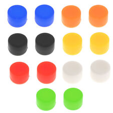Replacement Thumb Stick Grips Caps Buttons for Sony PS4 Gamepad Controller