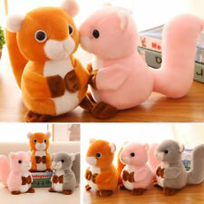 Soft Stuffed Dolls Squirrel Plush Toys Animals Plush Dolls Toys for Children