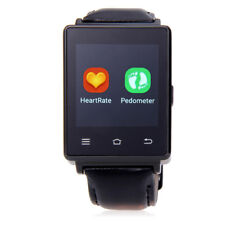 """Compatible With Android/IOS 1.63"""" 3G Smartwatch Phone Android 8GB GPS WiFi BT4"""