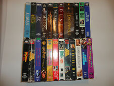 Sci-Fi Action VHS Movies (Pick Movies U Want & add to the cart) Low $$ Shipping