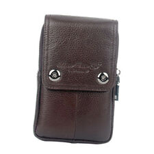 Universal  Zipper Wallet and Purse Cell Phone Coin Leather Bag for iPhone 8