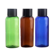 Travel Refillable Airless Lotion Cream Treatment Empty Cosmetic Pump Bottle HQ