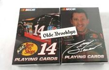Tony Stewart #14 Bicycle Playing Cards NASCAR Bass Pro Shop 2013 (You Pick)