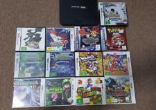 Assorted Nintendo 3DS, DS & Gameboy Advanced Games (Pokemon, Mario, Zelda)