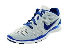 Nike Women's Free 5.0 TR Fit 5 White/Game Royal Training Shoes 8.5 Women US