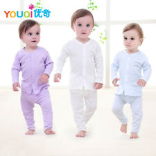 Soft Baby Clothing Girls Clothes Boys Pajamas Suit Modal Spring Summer Costumes