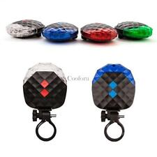 5 LED Bicycle Laser Tail Light Bike Night Rear Light Cycling Safety CO99